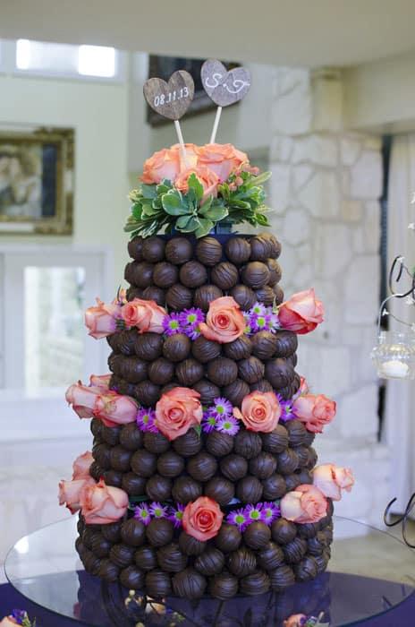 my cakeball cake!