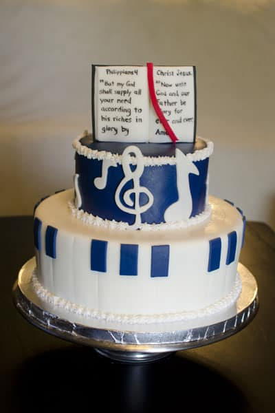 Air Force Retirement Cake Graphic