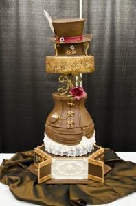 tttc steampunk bird cake 2014024